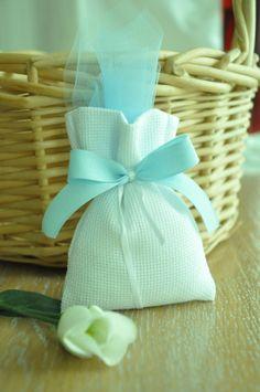 sacchettini bomboniere per battesimo di manufattofattoamano, €4.60