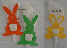 Napkin Holder – Easter Ideal to decorate your table for Easter lunch … Easter Lunch, Easter Peeps, Happy Easter, Easter 2018, Easter Table, Easter Baskets, Easter Crafts, Holiday Fun, Diy And Crafts