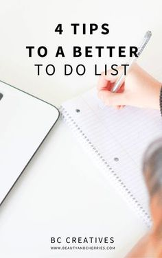 Most of us are obsessed with keeping a journal, to-do lists and planners but actually accomplishing the items is a different story. Do you ever feel guilty that you didn't check off all the tasks in your to do list?