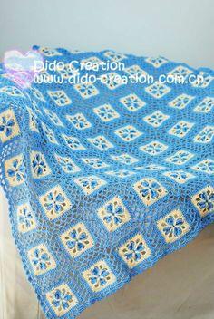Crochet Baby Blankets Afghan