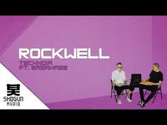 Rockwell Ft. Breakage - Technoir (Official Video)
