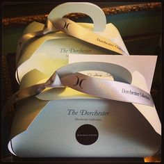Each of our #DCFashionPrize judges receives one of these pretty gift boxes. Wonder what's inside? #DCFashionPrize