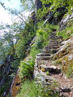 rimstigen hike in Norway