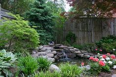 Water Features and Ponds | Masonry Division | Johnson´s Landscaping 22