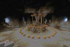 minecraft mineshafts | Mine Shaft - Survival/Hunger games map Minecraft Project