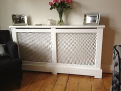 I made this recently and was thinking of this for the free standing radiator cabinet design  www.fittedbespokefurniture.co.uk