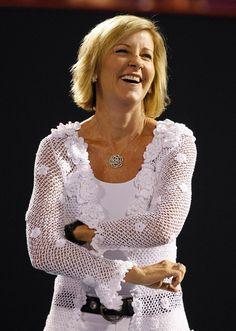 Chrissie in 2010