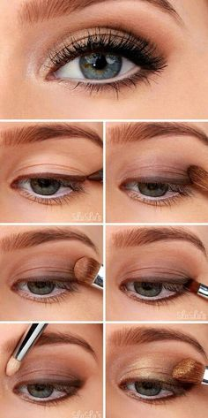 How To Create Smokey Eye Makeup 10 Gold Smoky Eye Tutorials For Fall Pretty Designs. How To Create Smokey Eye Makeup Best Smokey Eye Makeup. How To Create Smokey Eye Makeup How To Apply Eyeshadow Smokey Eye Makeup Tutorial For… Continue Reading → Smokey Eyeshadow Tutorial, Eyeshadow Tutorial For Beginners, Makeup Tutorial Eyeliner, Makeup For Beginners, Eye Makeup Tips, Beauty Makeup, Makeup Ideas, Eye Tutorial, Makeup Eyeshadow