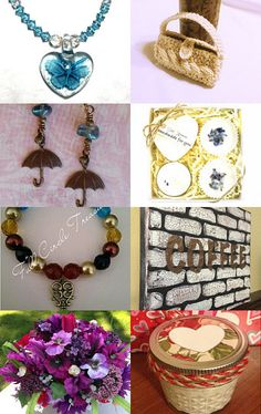 Just Because Gifts by Elsie's Creative Designs by Lisa Cook on Etsy--Pinned with TreasuryPin.com
