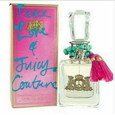Peace Love & Juicy Couture Perfume Peace Love & Juicy Couture Perfume for Women Juicy Couture Other
