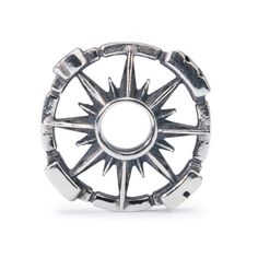 Trollbeads Gallery - Compass Bead, $46.00 (http://www.trollbeadsgallery.com/compass-bead/) ... compass rose!  must have !!  Coming January 2015
