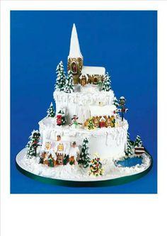 Christmas Village.  Oh my!