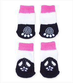 Mary Jane Non-Slip Socks
