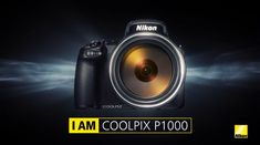 Just announced by : The Nikon Coolpix If the Nikon Coolpix impressed you with it's shooting capabilities, prepare to be completely blown away by the new Nikon Coolpix Latest Camera, Blown Away, Nikon Coolpix, Photography Gear, Fujifilm Instax Mini