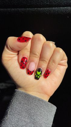 Acrylic Nails Coffin Short, Simple Acrylic Nails, Square Acrylic Nails, Best Acrylic Nails, Coffin Nails, Nail Art Cute, Cute Nails, Pretty Nails, Nails For Kids