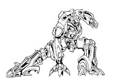 free coloring pages for boys transformers costume | Transformers Coloring Pages Bumblebee | Coloring Pages ...