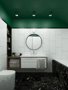 Best Modern Bathroom Design Ideas 2019 – Best Home Ideas and Inspiration – Marble Bathroom Dreams White Marble Bathrooms, Modern White Bathroom, Modern Bathroom Lighting, Contemporary Bathroom Designs, Bathroom Red, Minimalist Bathroom, Bathroom Styling, Bathroom Ideas, Boho Bathroom