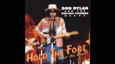 """Bob Dylan-""""You're Gonna Make Me Lonesome When You"""" Fortworth, TX 1976"""