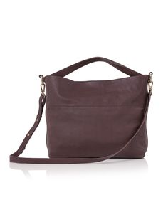 Slouchy Leather Bag from Boden UK's Autumn Collection