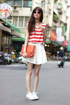 #stripes and #plain
