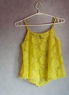 Kup mój przedmiot na #vintedpl http://www.vinted.pl/damska-odziez/koszulki-na-ramiaczkach-koszulki-bez-rekawow/10874735-bluzka-koronkowa-z-primarka
