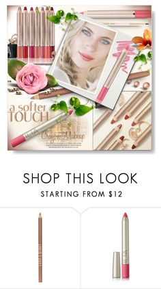 """""""A Softer Touch..."""" by desert-belle ❤ liked on Polyvore featuring beauty, Lord & Berry, Ilia and Stila"""