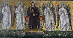 Sant'Apollinare Nuovo (Krist)
