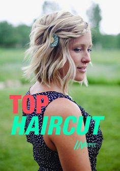 O que acha desse corte? Que tal montar um look que combine com esse corte de cabelo!  Acesse - www.ingriffe.com  #ingriffe #moda2014 #fashion2014 #fashionblog #tendencia2014 #cabelo