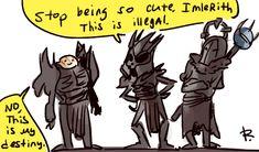 The Witcher 3, doodles 143 by Ayej.deviantart.com on @DeviantArt