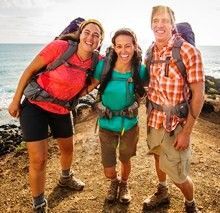Backpacking for Beginners: First-time backpacker? This has some great tips for those new to backpacking in the outdoors!