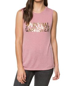 Clay is the color of the season and we're comfortable in our yoga inspired apparel. The Spiritual Gangster SG Varsity Chakra Tank Top is the best of both worlds. Spiritual Gangster, Yoga Inspiration, Tank Tops, Clothes, Color, Women, Style, Fashion, Outfits