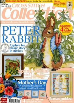 Gallery.ru / Фото #1 - Cros Stitch Collection Peter Rabbit - Svetuliana