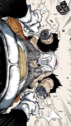 Vegeta Vs Android 19 (Vegeta's Perspective) By: Vs Android 19 (Vegeta's Perspective) By: Dragon Ball is a Japanese manga series written and illustrated by Akira Toriyama. Dragon Ball Image, Dragon Ball Gt, Otaku Anime, Anime Art, Akira, Fan Art, Animes Wallpapers, Sketches, Artwork