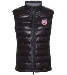 CANADA GOOSE HyBridge Lite down vest. #canadagoose #cloth #current week