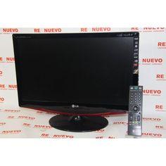 """TV 22"""" LG + MANDO E260072 - Segunda Mano"""