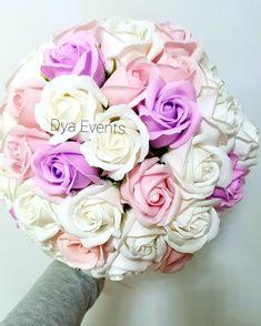 Buchet cu flori de săpun Rose, Plants, Pink, Plant, Roses, Planets