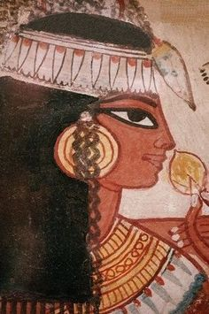Painting From The Tomb of Nakht MOD2