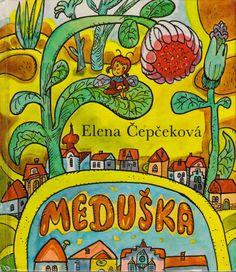Božena Plocháňová,Meduška,Czechoslovakian children's book illustrations