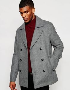 Time to look great with this  ASOS Wool Peacoat In Light Grey - Lightgrey - http://www.fashionshop.net.au/shop/asos/asos-wool-peacoat-in-light-grey-lightgrey/ #ASOS, #ClothingAccessories, #Grey, #In, #Light, #Lightgrey, #Male, #Mens, #MensJackets, #Peacoat, #Wool #fashion #fashionshop
