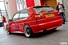 the Golf Rallye included a wide bodykit