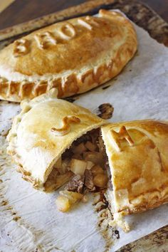 Classic Cornish Pasties. The pasty's best known association stems from the 1800s when it evolved to meet the needs of the Cornish tin miners. The pasty was a complete, hand-held hot meal, usually consisting of meat, potato, onion and swede in a pastry casing.