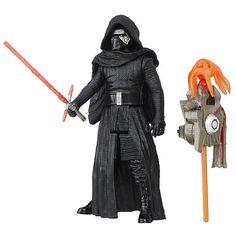 "Star Wars 3.75 inch Action Figure - Kylo Ren - Toys""R""Us"