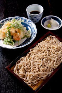 鎌倉 松原庵 Tasty Dishes, Food Dishes, Food Catalog, Real Food Recipes, Yummy Food, Buckwheat Noodles, Looks Yummy, Desert Recipes, Japanese Food