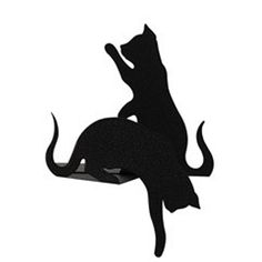 Arti & Mestieri Кошки Книга заканчивается Черный  H23 х 24см Цена:   £ 39.95   Очаровательная кошка дизайн книга стоять Arti & Mestieri. Благодаря игривые черных кошек, которые держат свои книги на месте. Набор, состоящий из одной кошки стоя и другая кошка, глядя спрыгнуть. Разработаны и сделаны Arti & Mestieri в Италии.