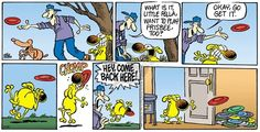 comic strip mother goose and grimm   Mother Goose and Grimm - Go Fetch Comics And Cartoons   The Cartoonist ...