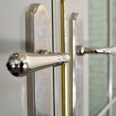 Door Hardware   Levers   Omnia   Polished Nickel   Brandino Brass Co.