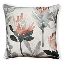 Protea Clay Cushion 50Cm