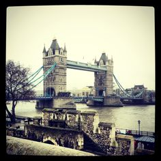 Tower bridge in London, my favorite place in the world.