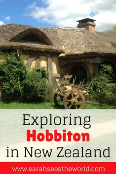 Most people think of Hobbiton when they think of New Zealand. We had to check them out for ourselves and it was as magical as we expected! We even got to have a drink in The Green Dragon Inn. Check this post out to learn more about how you can visit Hobbiton on your next trip. Don't forget to save this to your travel board so you can find it later.