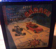 Tara Toy Garage Carry Case with 72 NASCAR Diecast Cars! #RacingChampions #Various